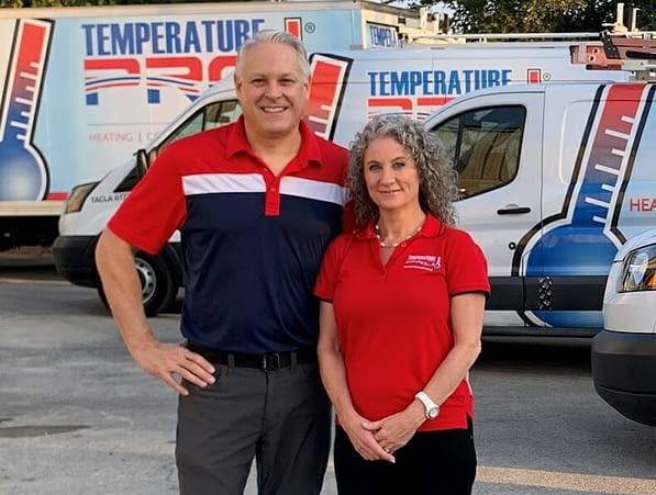 TC Crop TemperaturePro HVAC
