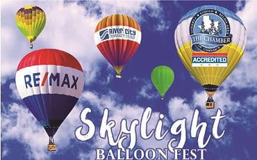 Skylight Hot Air Balloon Festival